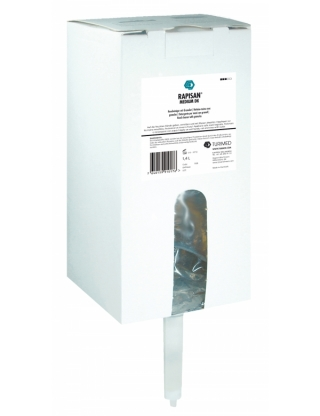 RAPISAN® MEDIUM DK Handreiniger mit Granulat 1400ml Bag-in-Box