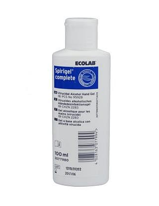 Spirigel® complete Händedesinfektionsg..