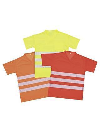 Warnschutz T-Shirt Reflex