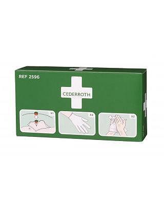 Erste Hilfe Schutzpackung