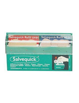 Salvequick distributeur pansement adhésifs