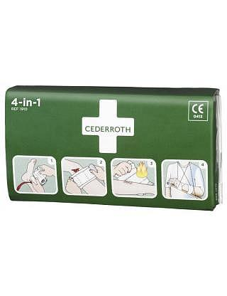 Cederroth Universalverbandset 4-in-1 B..