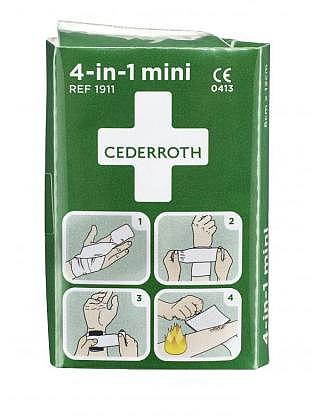Cederroth Miniverbandset 4-in-1 mini B..