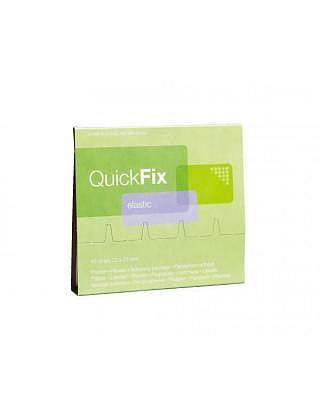 QUICKFIX refill,pansement textile elastique,6x45 pièce