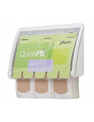 QUICKFIX UNO transparent Pansement-Dis..