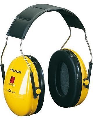 OPTIME I Gehörschutzkapsel, Kopfbügel