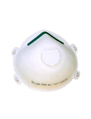 Sperian FFP2 Einwegmaske mit Ventil 20..