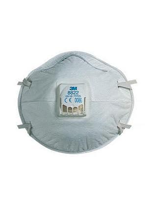 3M 8822 Einwegmasken FFP2 10 Stück