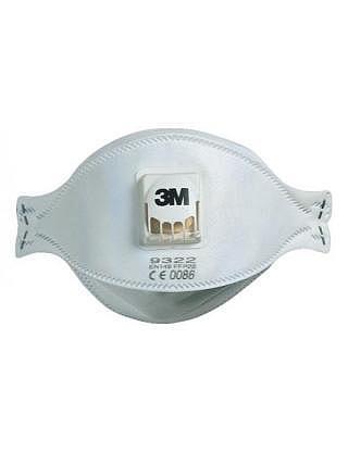 3M 9312 Einwegmasken FFP1 - 10 Stk.