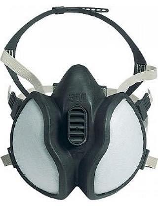 3M 4277 Einwegmasken (ABE1) Salzsäure