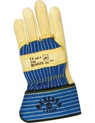 Resista EXTRA 5100 Handschuhe aus Rind..
