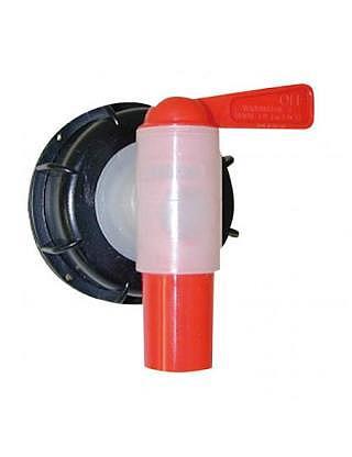 Hahnen für 5 und 10 Liter Kanister
