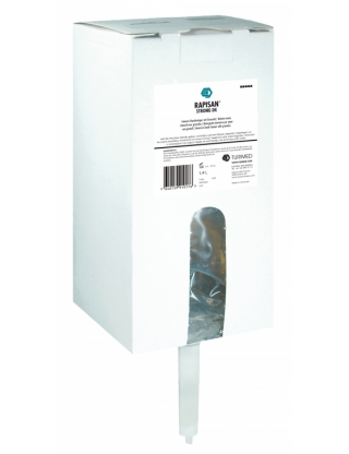 RAPISAN® STRONG DK (ex. Manofit Speed) Intensiv-Handreiniger mit Granulat 1400ml Bag-in-Box