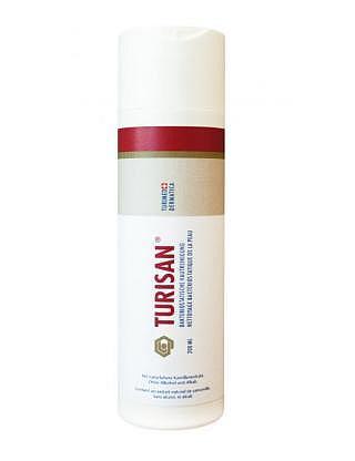 TURISAN® Bakteriostatische Hautreinigung gegen Akne 200ml Flasche