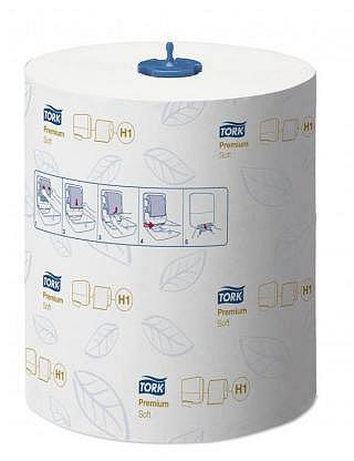 Tork Matic Essuie-Mains rouleau doux Premium (1 Carton à 6 Rouleaux)
