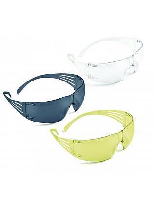Schutzbrille 3M SecureFit™ SF200 extrem leicht