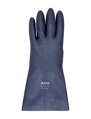 Chemieschutz-Handschuhe CHEM-PLY 414 aus Neoprene