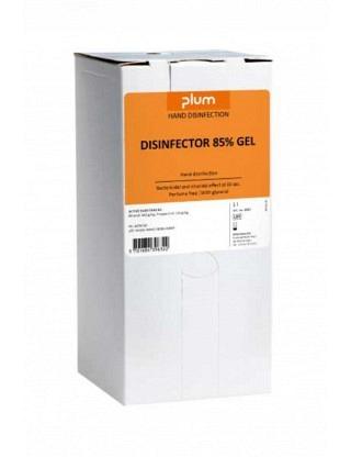 Gel de désinfection Disinfector 70% 1000ml Bag-in-Box