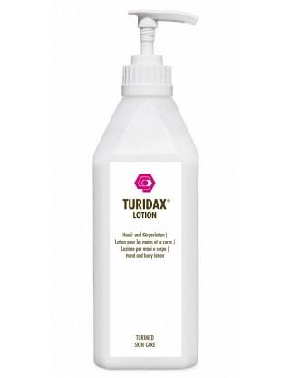 TURIDAX® LOTION Hand- und Körperlotion 600ml Pumpflasche